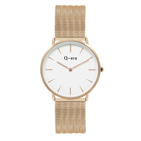 VICTORIA Special Mesh Rose Gold White/Rose Gold