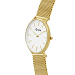 VICTORIA THE GREATER Mesh Gold White/Gold