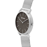 ALEXANDRA THE GREATEST Mesh Silver Black/Silver