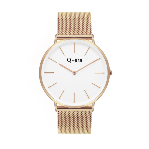 VICTORIA THE GREATEST Mesh Rose Gold White/Rose Gold