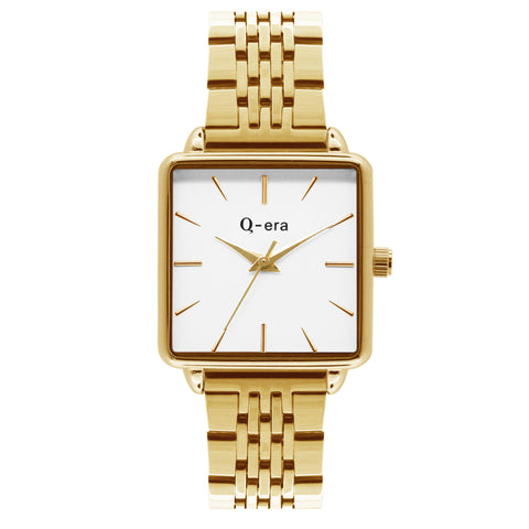 BEATRIX Steel Gold White/Gold