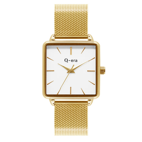 BEATRIX Mesh Gold White/Gold