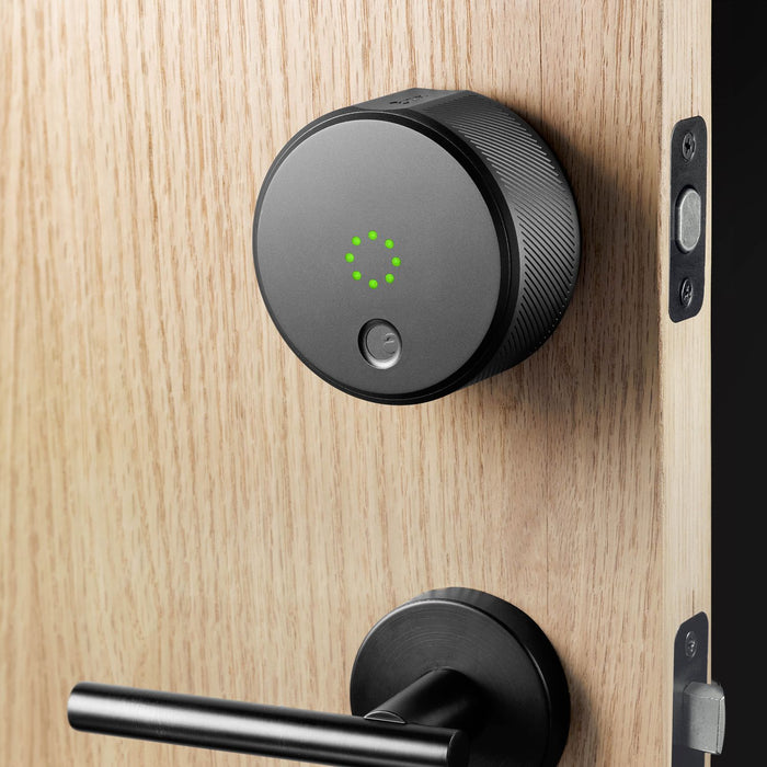 August Smart Lock Pro + Connect 3rd Generation