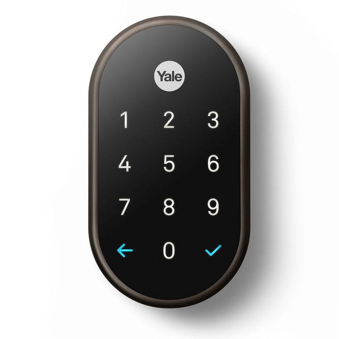 Nest x Yale Smart Lock with Nest Connect