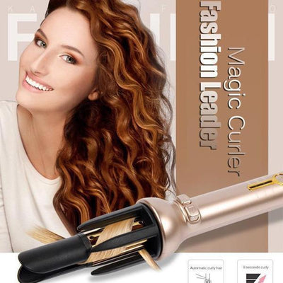 【BUY 2 EXTRA 20%OFF+FREE SHIPPING】Automatic Ceramic Hair Curler - IlifeGadgets