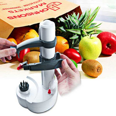 Multifunction Electric Vegetables and Fruit Peeler - IlifeGadgets