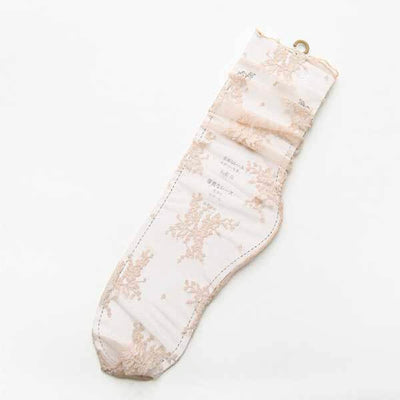[83% Off Only Today]Mesh transparent lace pile socks - IlifeGadgets