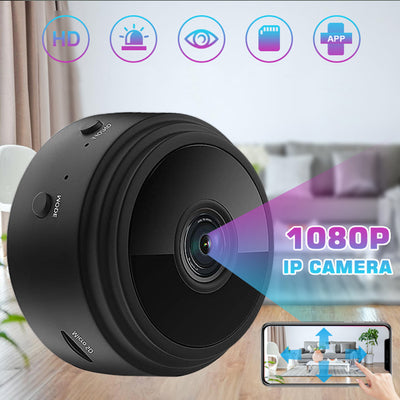 A9 WiFi 1080P Full HD Night Vision Wireless IP Camera - IlifeGadgets