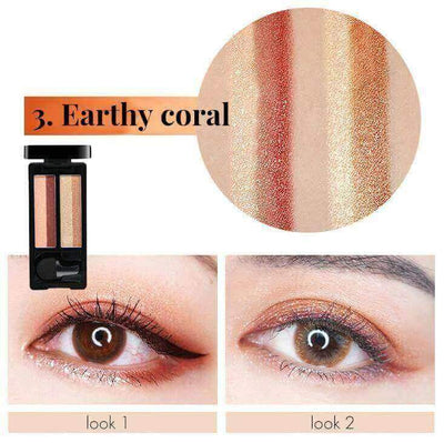 【Get 3 extra 15% OFF+FREE SHIPPING】One-Swipe Eyeshadow - IlifeGadgets