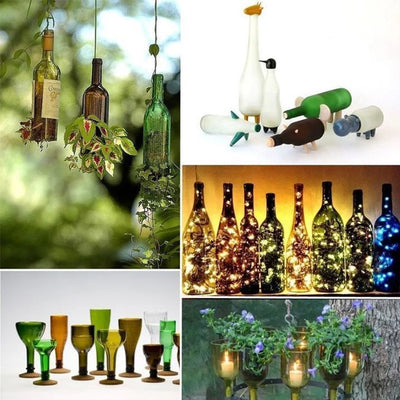 Glass Bottle Cutter DIY Tools Creative Handicrafts - IlifeGadgets