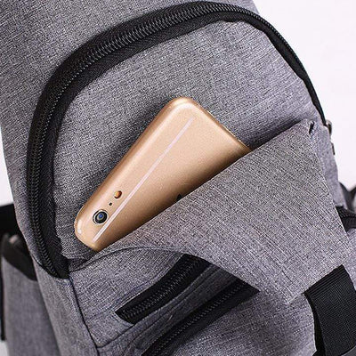 【BUY 2 GET EXTRA 10%OFF+FREE SHIPPING】Smart Travel Sling Bag - Pointsmarts