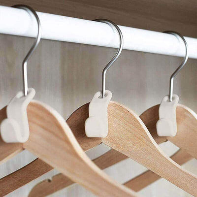 【buy 2 get extra 10% OFF+FREE SHIPPING】Closet Hanger Space Saver Extension Hook - IlifeGadgets