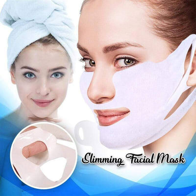 【buy 2 get extra 10% OFF+FREE SHIPPING】Slimming Facial Mask - IlifeGadgets