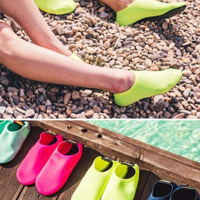 【LAST DAY 60% OFF】Womens and Mens Water Shoes Barefoot Quick-Dry Aqua Socks for Beach Swim Surf Yoga Exercise - IlifeGadgets