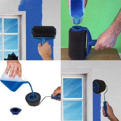 【50% OFF】Paint Roller Brush Kit - IlifeGadgets
