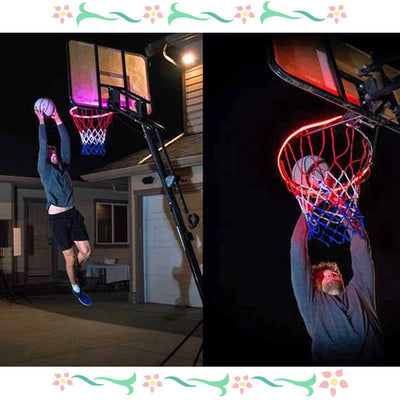 【Christmas Big Sale, FreeShipping & 60% OFF】Hoop Brightz - Light Up Your Hoop With a Swish - IlifeGadgets