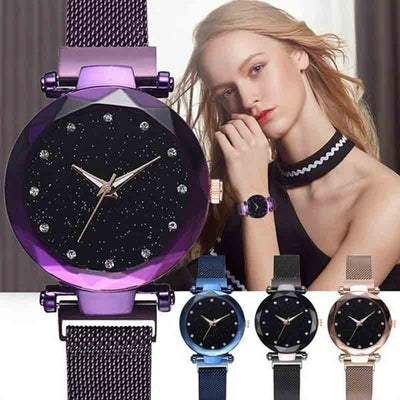 【50% Off】Six Colors Starry Sky Watch Perfect Gift Idea - buy 2 get extra 10% off - IlifeGadgets