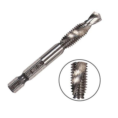 【Buy 2 FreeShipping + 60% OFF】Composite Tap Drill Bit Set - IlifeGadgets