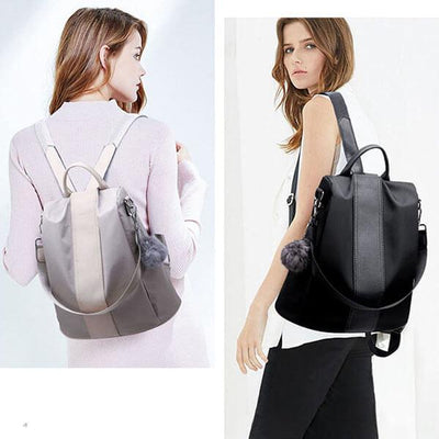 【🔥🔥Buy 2 Get Extra 10% Off + Free Shipping】Women Nylon Waterproof Anti-theft Lightweight Backpack - IlifeGadgets
