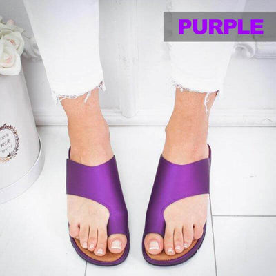 【buy 2 get extra 10% OFF+FREE SHIPPING】Woman Comfy Platform Sandal Shoes - IlifeGadgets