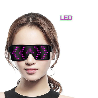 【Last Day 57% Off】LED Party Glasses - IlifeGadgets