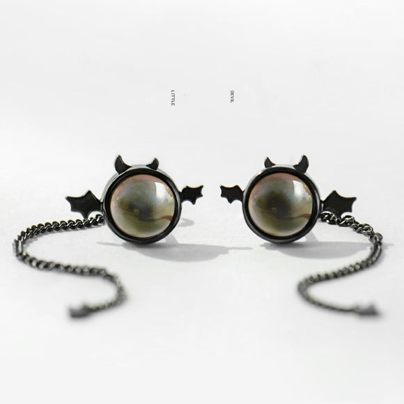 Original Design Little Devil Earrings - IlifeGadgets