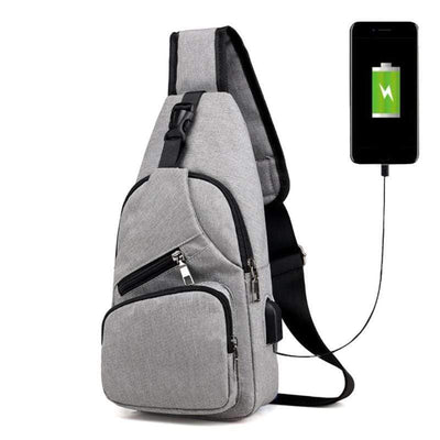 【BUY 2 GET EXTRA 10%OFF+FREE SHIPPING】Smart Travel Sling Bag - IlifeGadgets