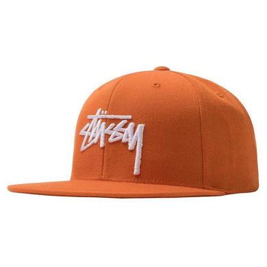 Stussy Stock Cap Orange