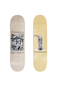Otherness Team Harmony Skateboard Deck 8.5""