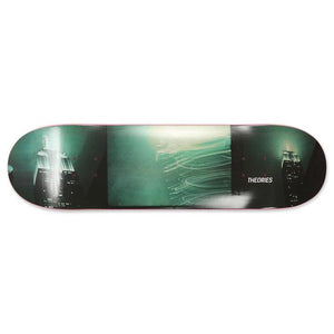 Theories Of Atlantis 16mm Empire Skateboard Deck 8.25""