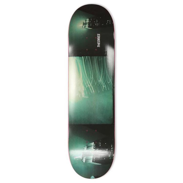 Theories Of Atlantis 16mm Empire Skateboard Deck 8.25