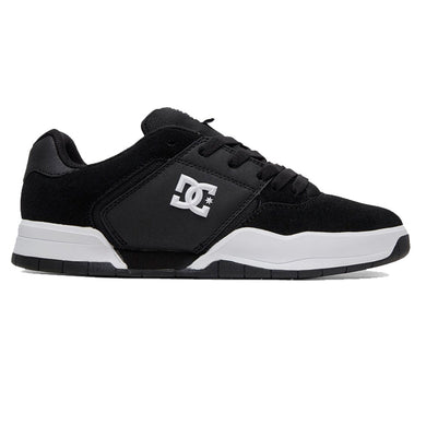DC Central Black/White Shoes