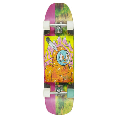 Dusters x Spencer Keeton Cunningham Native Complete Skateboard Cruiser 8.5