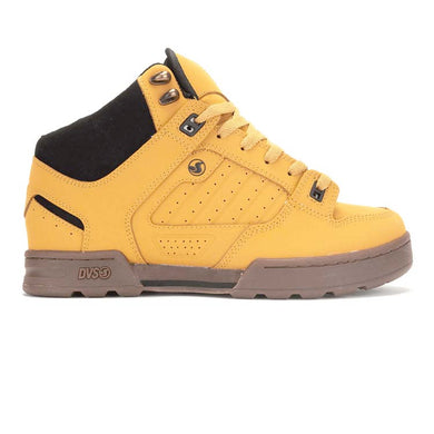 DVS Militia Boot Chamois Leather Shoes