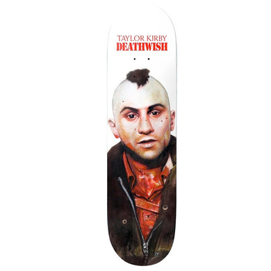 Deathwish Skateboards Taylor Kirby 'You Talkin' To Me?' Skateboard Deck 8.25