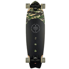 "Globe Chromantic Tiger Camo Complete Skateboard Cruiser 9.5"" x 33"""