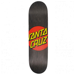 Santa Cruz Classic Dot Skateboard Deck 8.25""