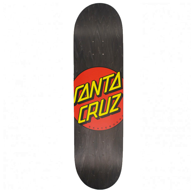 Santa Cruz Classic Dot Skateboard Deck 8.25