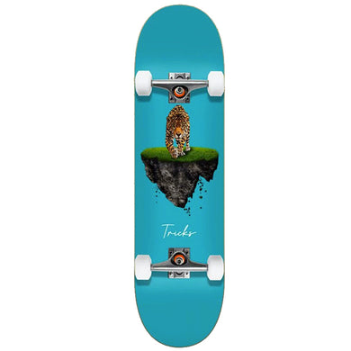 Tricks Skateboards Stone Complete Skateboard 7.87