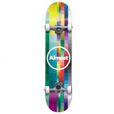 Almost Skateboards Rasterized FP Complete Skateboard 8.25