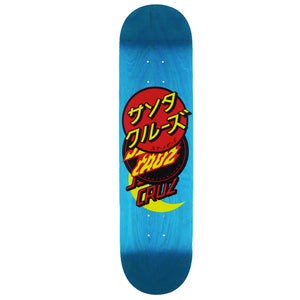 Santa Cruz Group Dot Hard Rock Maple Skateboard Deck 8.13""