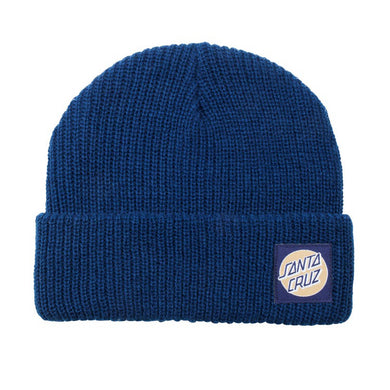 Santa Cruz Missing Dot Beanie Dark Navy