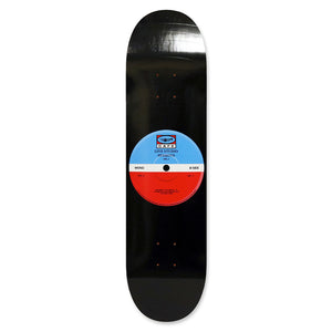 "Skateboard Cafe 45"" Blue/Red Skateboard Deck 8"""