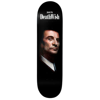 Deathwish Skateboards Jamie Foy 'Funny How?' Skateboard Deck 8.3875