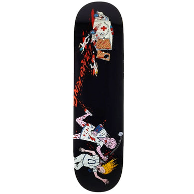 Deathwish Skateboards Lizard King Escapee Skateboard Deck 8.5
