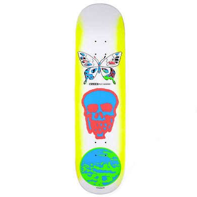 Quasi Crockett Mode Skateboard Deck 8.5