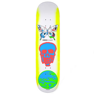 Quasi Crockett Mode Skateboard Deck 8.5""