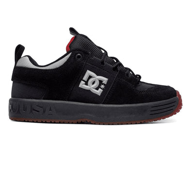 DC Lynx OG Black/Dark Grey/Athletic Red Shoes