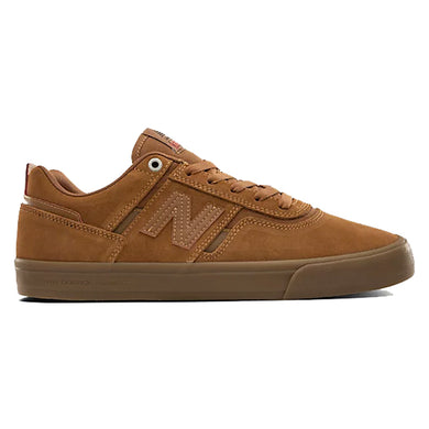 New Balance Numeric 306 X Deathwish Jamie Foy Cinnamon/Brown Shoes