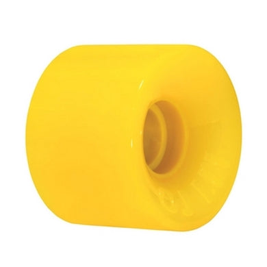OJ Wheels Mini Hot Juice Skateboard Wheels Yellow 78a 55mm